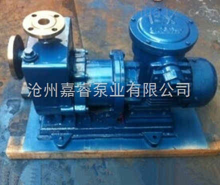 自吸油泵山东青岛25cyz-27自吸式离心泵嘉睿制造
